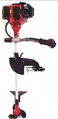 Small Outboard Motors >> 1 2hp Outboard 2 Stroke Small Outboard Motors New Portable