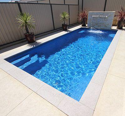 Provincial Fibreglass Pool Model