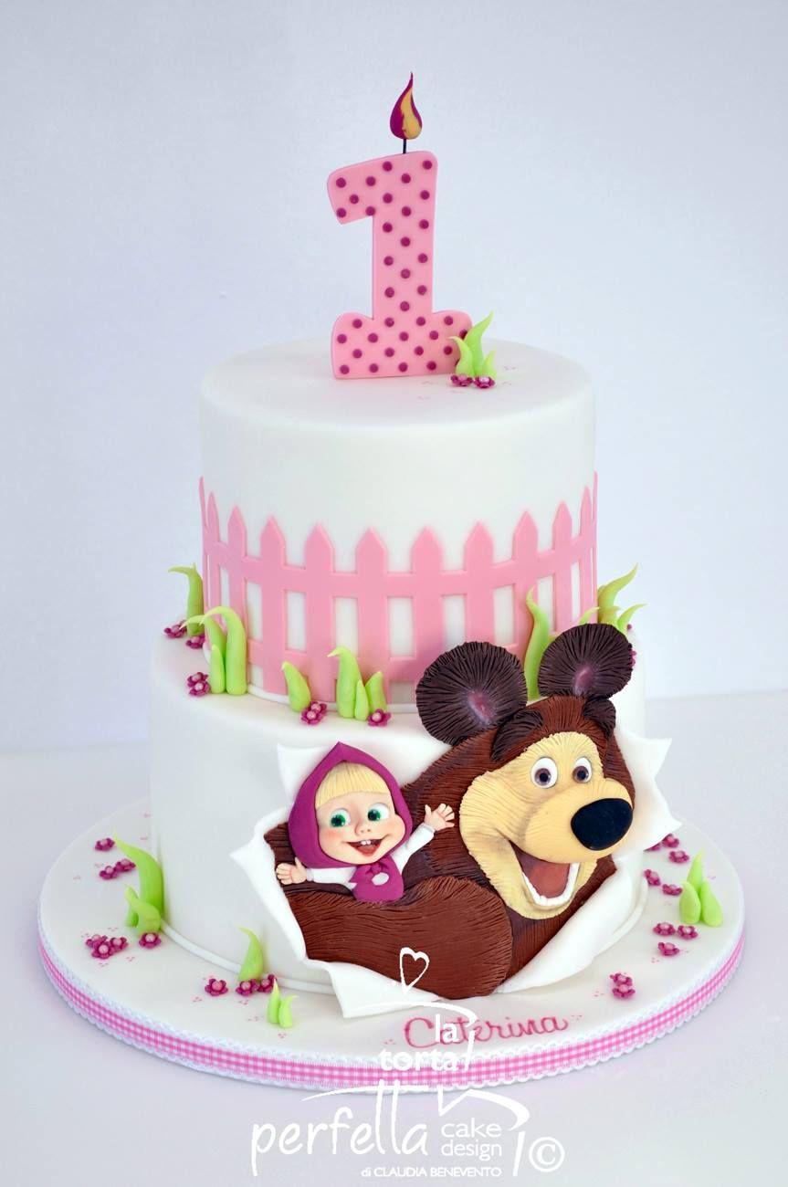 la torta perfetta cakes winnie the pooh and masha the bear pinterest geburtstag torte. Black Bedroom Furniture Sets. Home Design Ideas