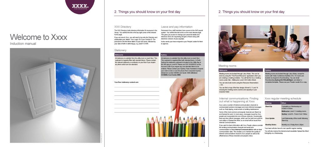 Free Microsoft Word Company Profile Template User Manual Template