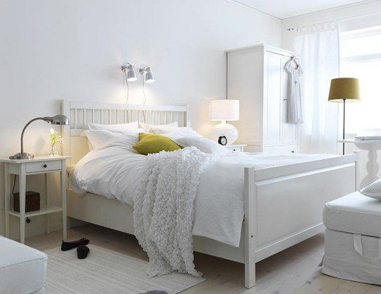 Ikea Hemnes Bed Home Ideas White Bedroom Furniture