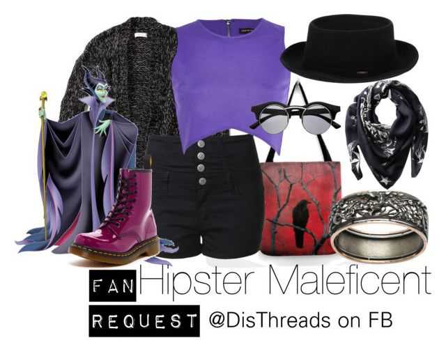Hipster Maleficent Disneybound By Disthreqds S T Y L E