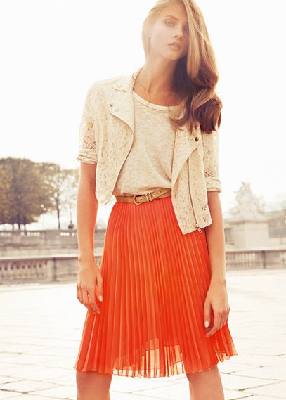 Love this little skirt!