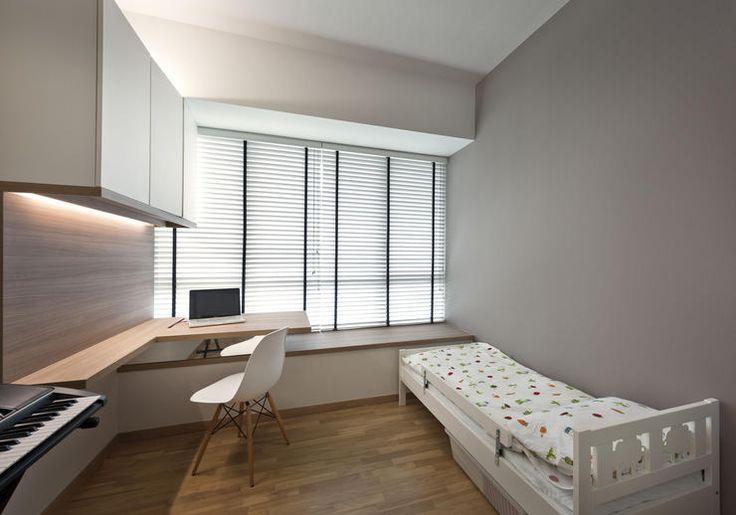 Bay Window Bedroom Design Ideas Singapore Condo Interior Condo