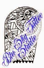 bluskytattoo: Maori Significato 348