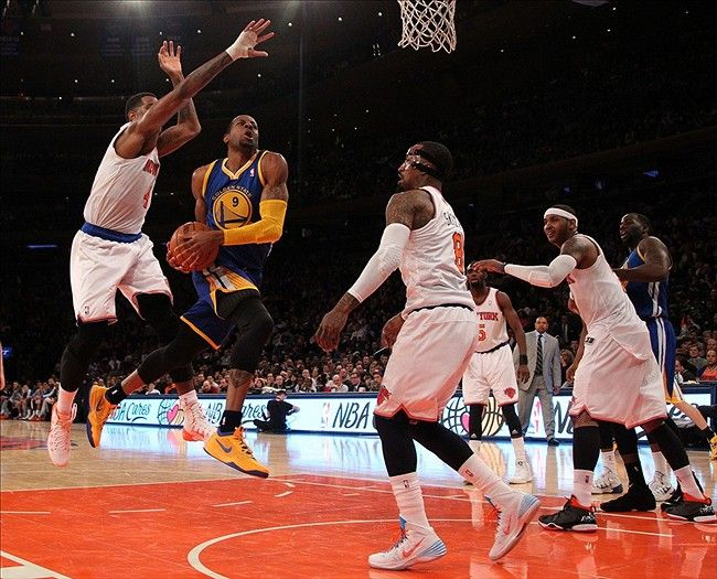 Golden State Warriors vs. New York Knicks Pick-Odds-Prediction 3/30/14: Mitch's Free NBA Basketball Pick Against the Spread