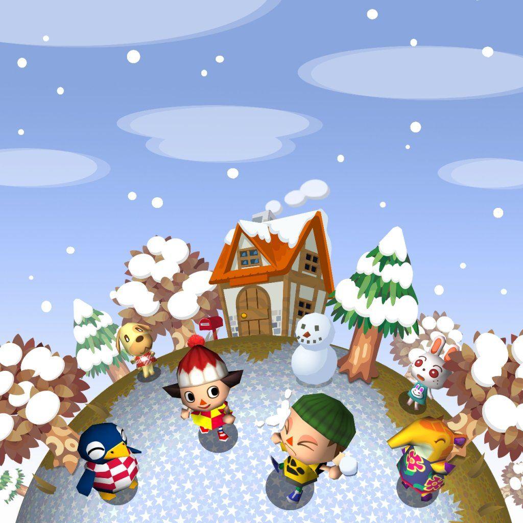 Animal Crossing, Winter Nintendo & Gaming Pinterest