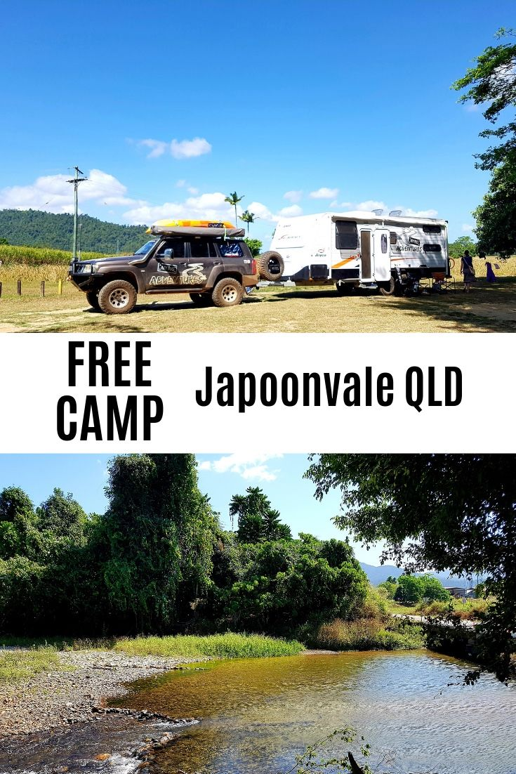 Japoonvale Rest Area, Far North QLD FREE CAMPING Free