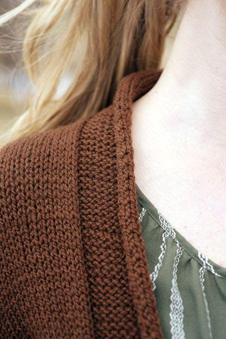 Quick Finish Jacket | Knitting daily, Knitting, Knitting ...