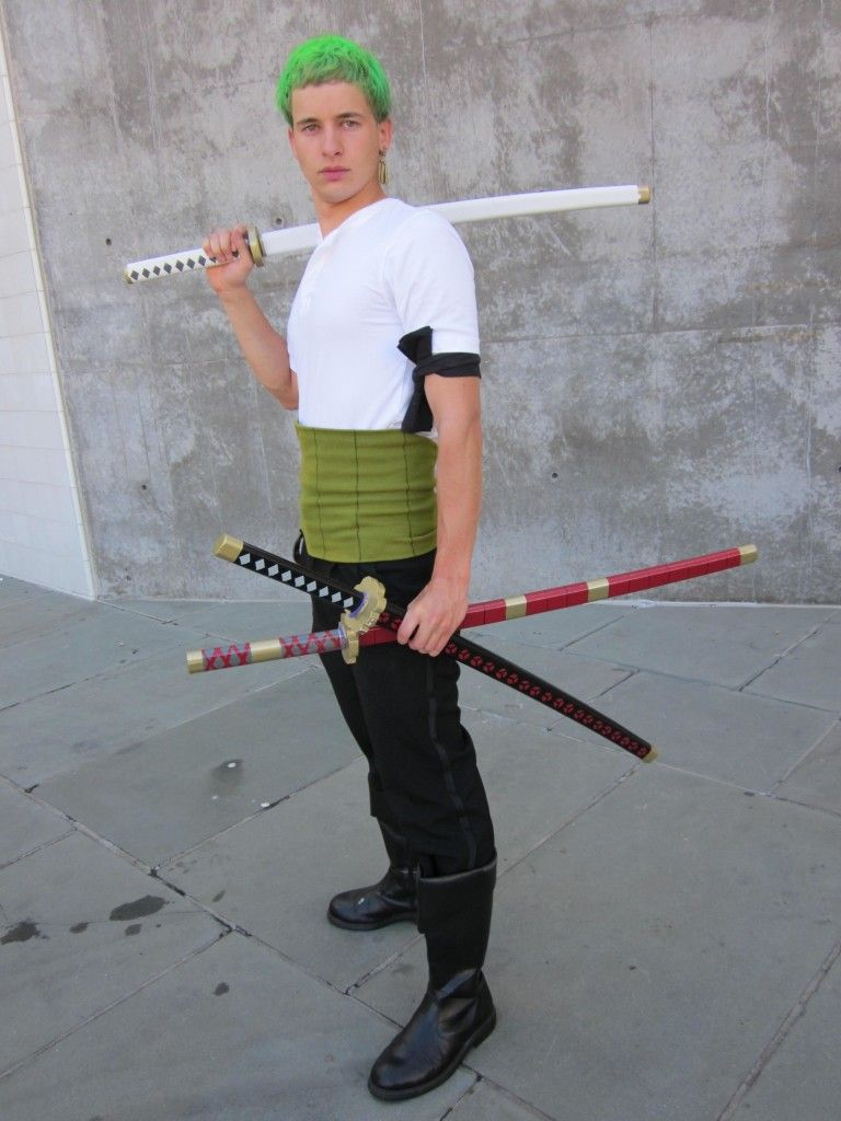 One Piece Cosplay Zoro Hd Forwallpapers Com One Piece Pinterest
