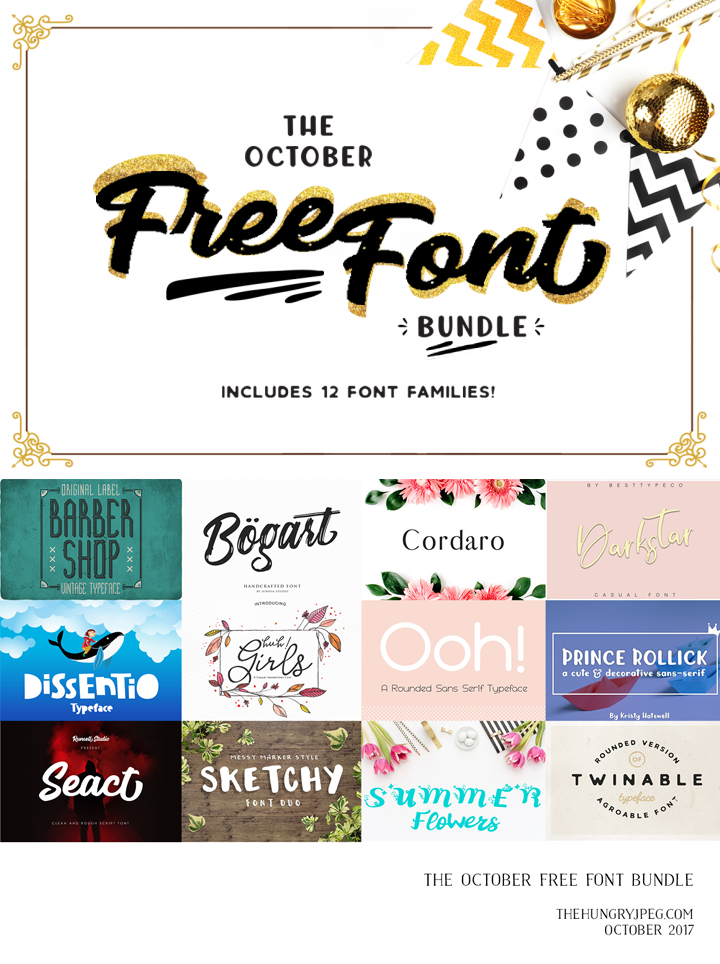 Download 12 FREE FONT PACK Time Sensitive | Font packs, Fonts, Font ...