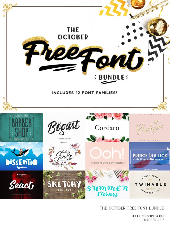 Download 12 FREE FONT PACK Time Sensitive | Font packs, Fonts, Font ...