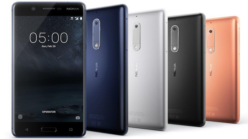 Nokia 6, Nokia 8 Available With Cashback Offers On Amazon