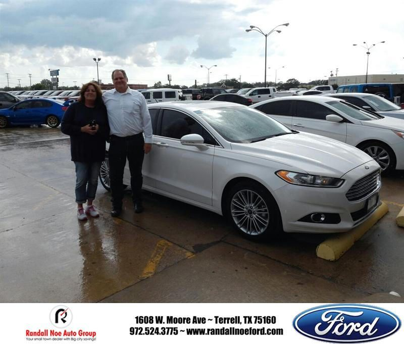 Randall Noe Ford >> Happyanniversary To Joesph Perrault On Your 2014 Ford
