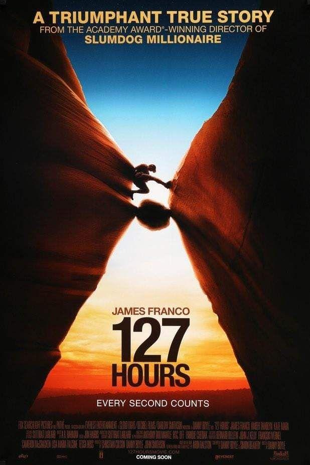 127 Hours 2010 Films Complets Film Affiche Film