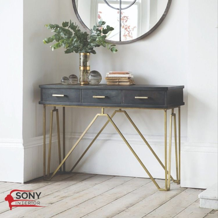 Console Table Sony Interior Now Introduce For Our Online