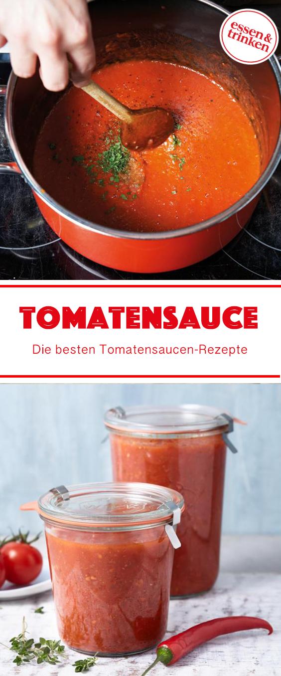 Selbstgemacht schmeckt es doch am besten: Tomatensauce!