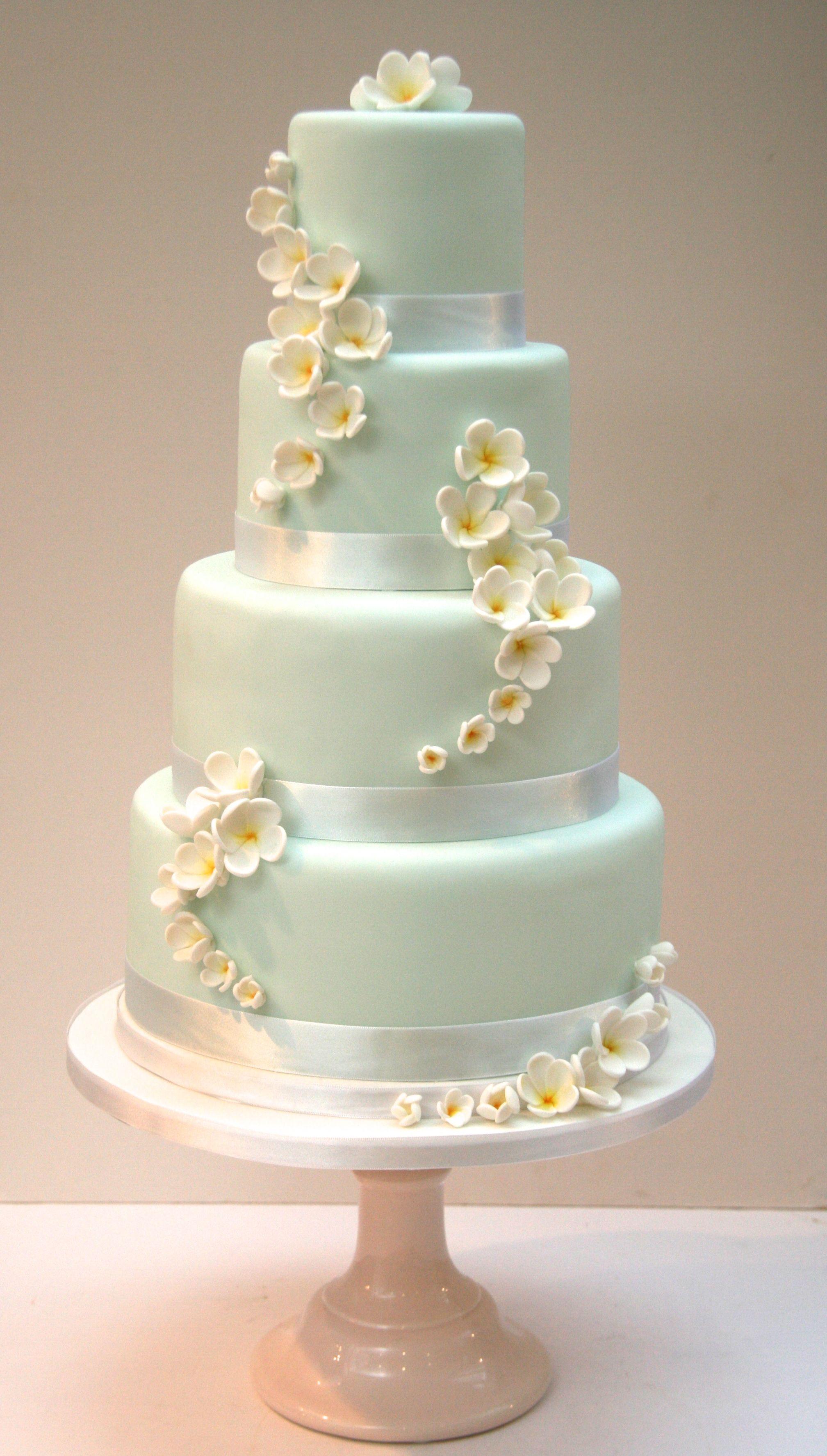 Tiffanys Frangipani Cake