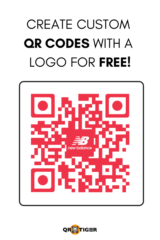 New Balance Qr Code Qr Code Generator Sneaker Qr Codes Create A Customize Qr Code With Logo Coding Qr Code Qr Code Generator