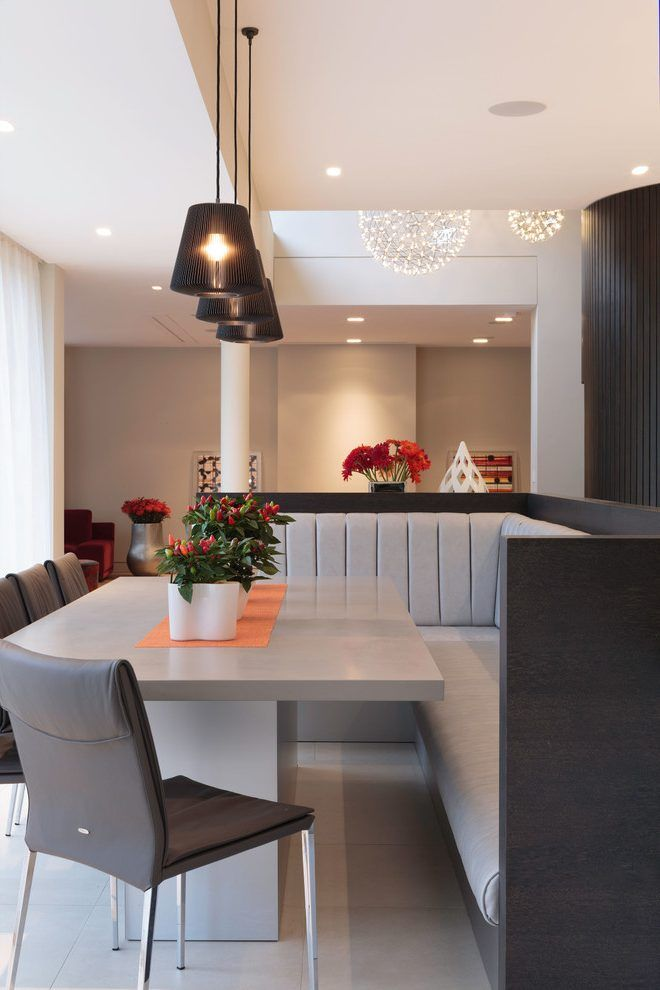 Banquette Seating Dining Room, Built In Banquette Seating Dining Room Ideas