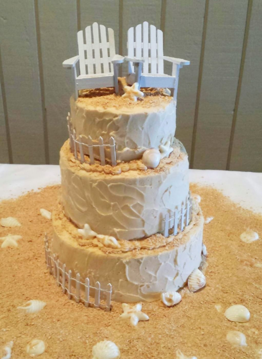 seaside wedding cakes wedding cake sand castle wedding cake my cakes 19717