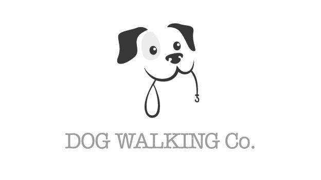Dog Walking Logo Non Exclusive Logo Design By Crossthelime 99designs Dog Walking Logo Dog Walking Fox Terrier