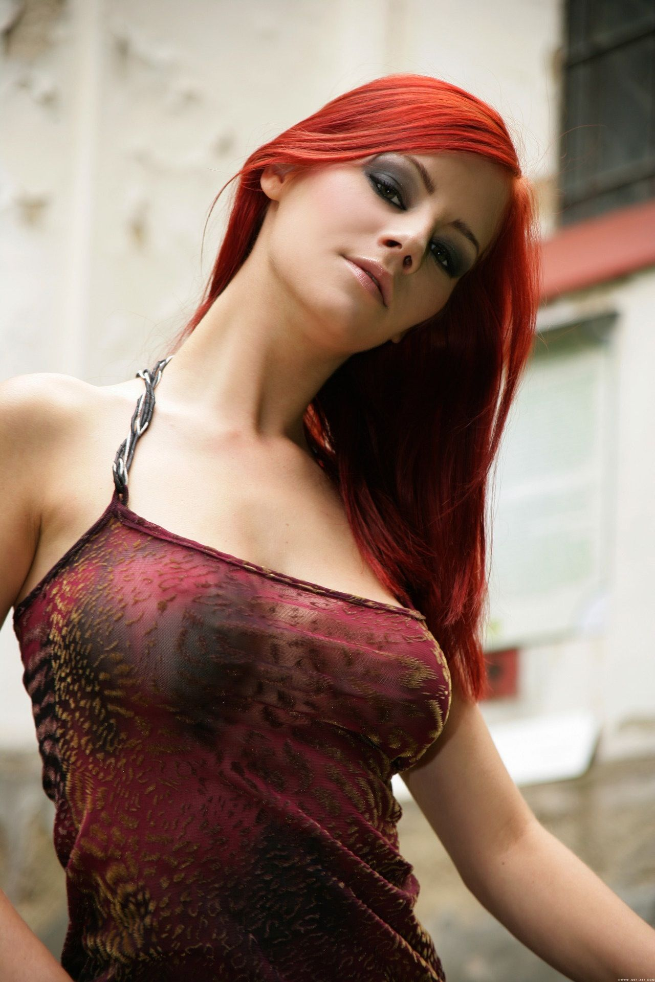 Piper Fawn Beautiful Redhead
