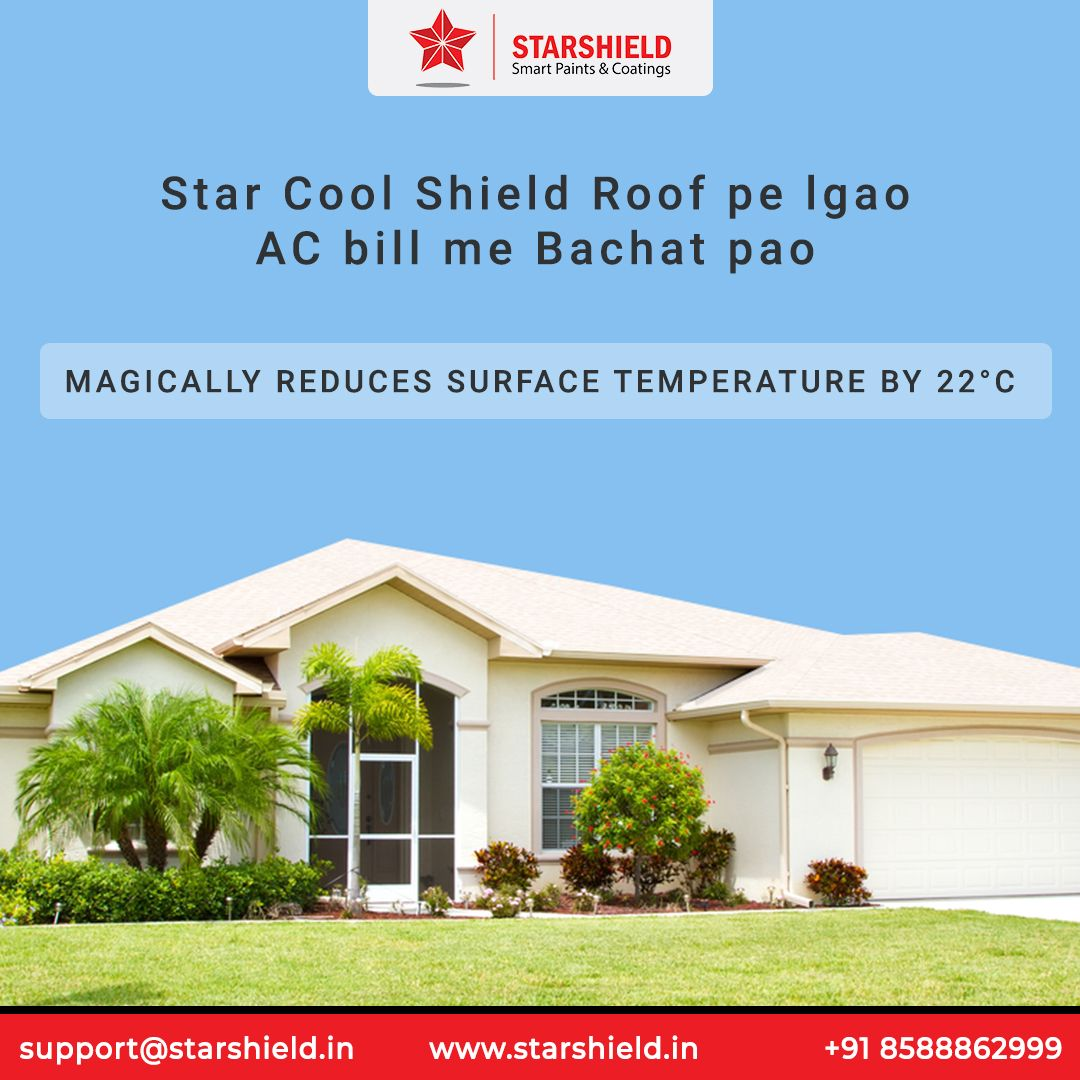 Heat Reflecting Coating Cool Roof Coating Smart Paint Highest Sri 130 Reduces Surface Temp By Up To 22 C Reduced Cool Roof Roof Coating Roof Paint