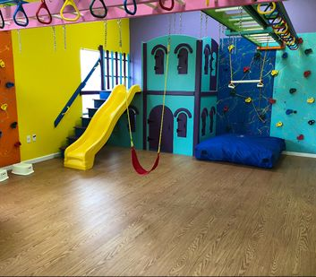 commercial sensory gym  large space sensory gyms