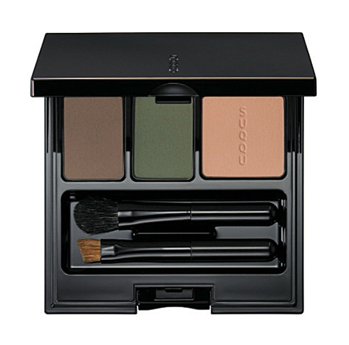"SUQQU Balancing Eyebrow 01.  Used in Lisa Eldridge's video ""Fresh & Polished Look For The Office/Work""."