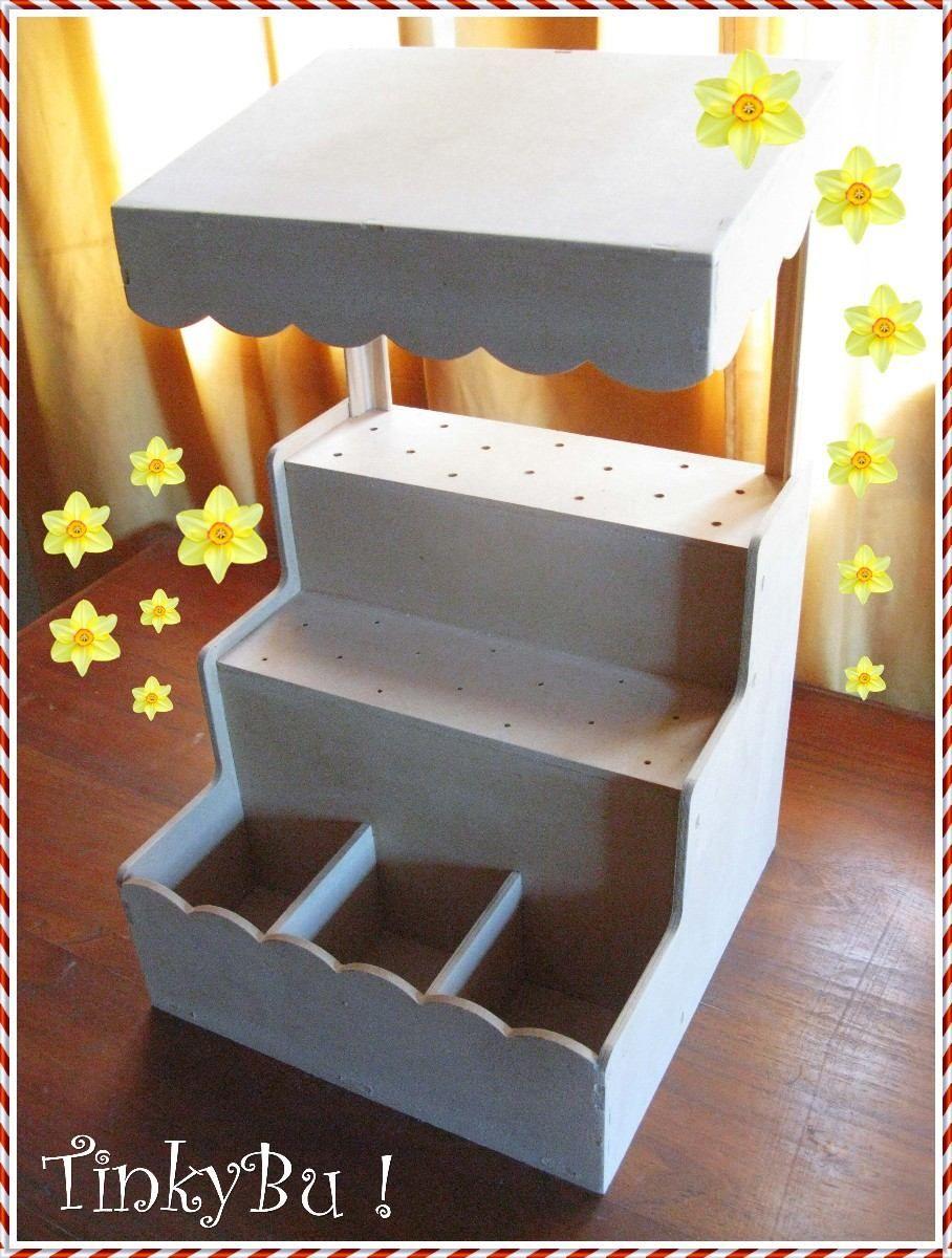 Mini Kiosko Candy Bar Golosinas 180 00 En Mercadolibre L Ser  # Muebles Mundo Box