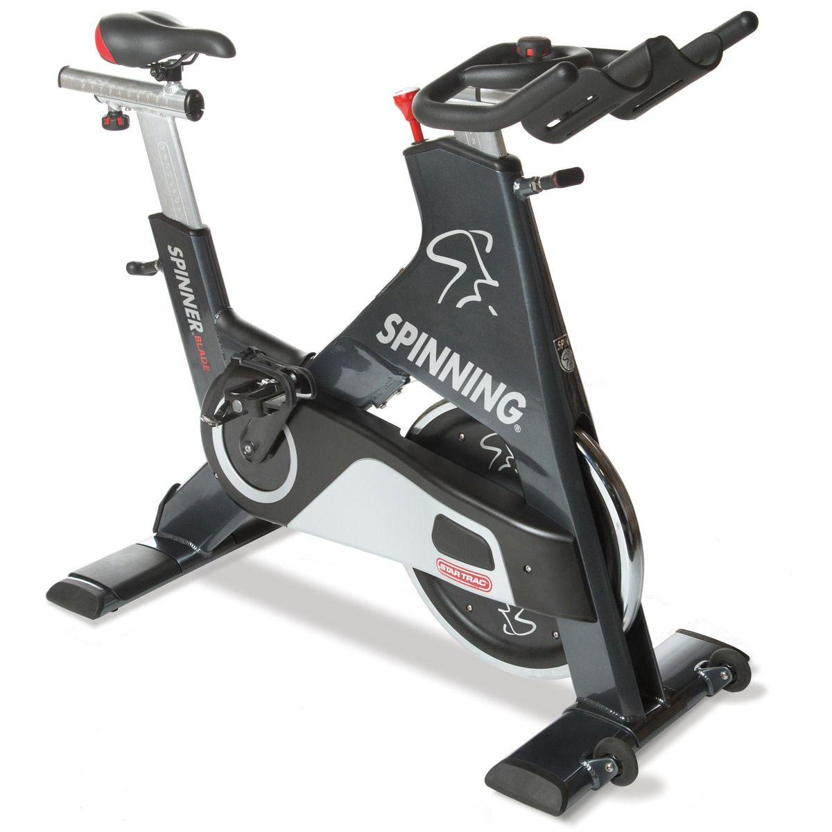 The #Spinner® Blade is one of the best bikes right now! Our Spinning room is equipped with 20 SpinnerBlade Blade
