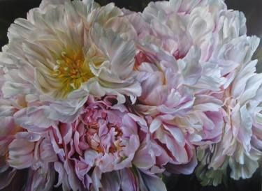 "Saatchi Art Artist Marcella Kaspar; Painting, ""Marcella Kaspar_Dreamcatcher_122x167cm_oil on linen_2010_SOLD"" #art"