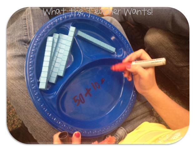 What the Teacher Wants!: Adding Ten