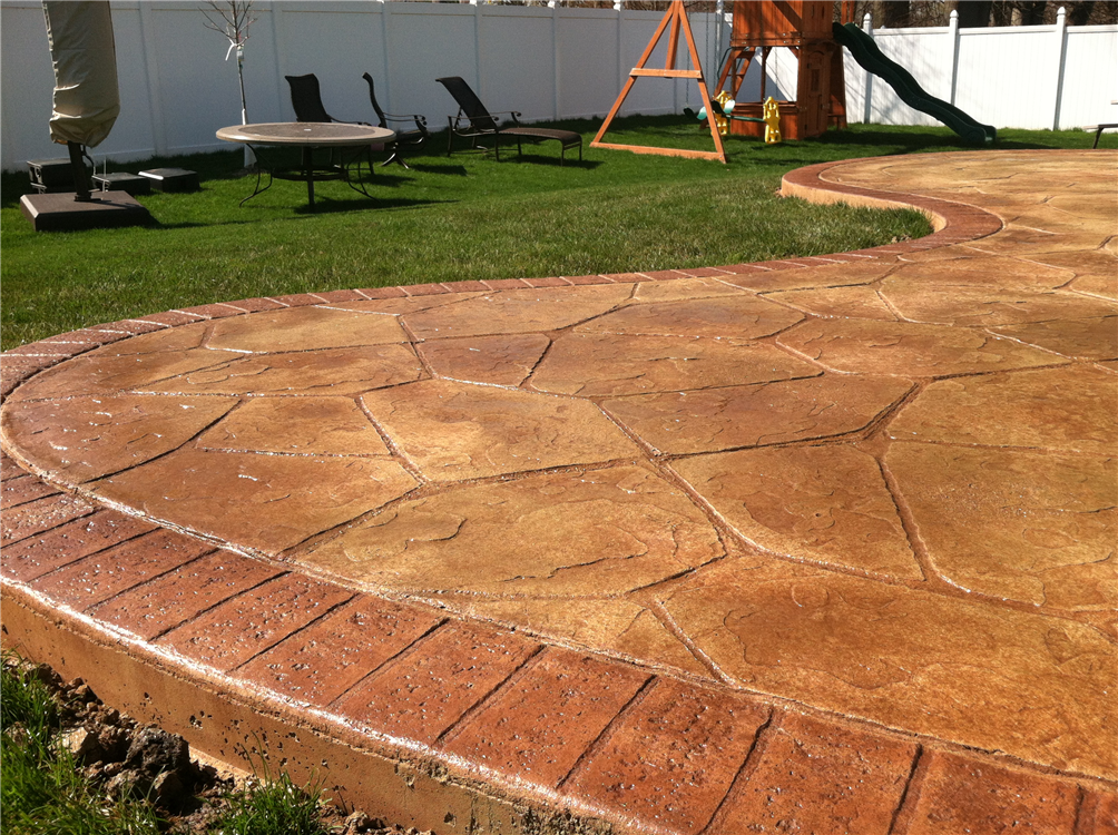 stamp concrete gallery wickliffe ohio free estimates quality