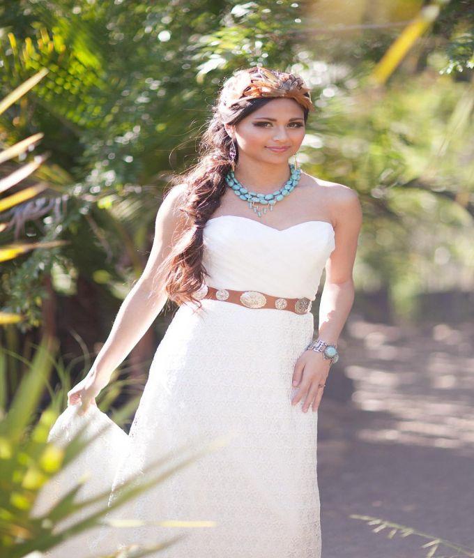 Southwest Style Wedding Dresses