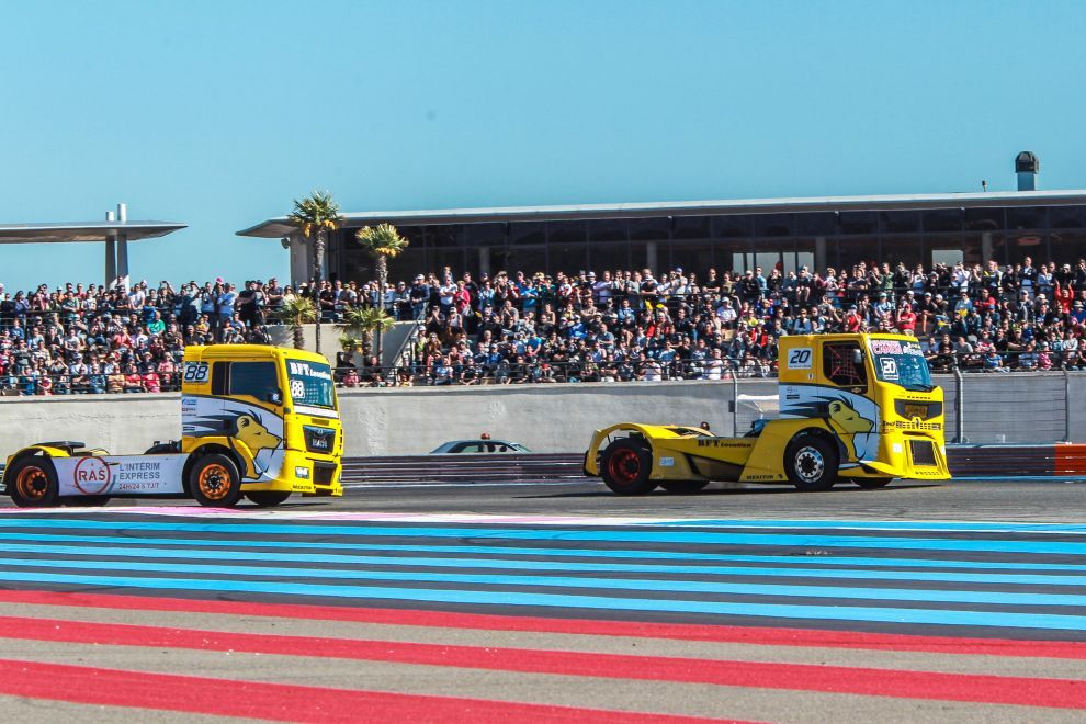 French Cup Truck GP CAMIONS