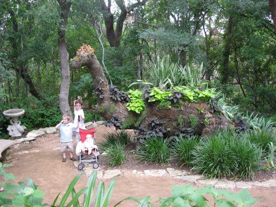 @zilker Park Botanical Gardens
