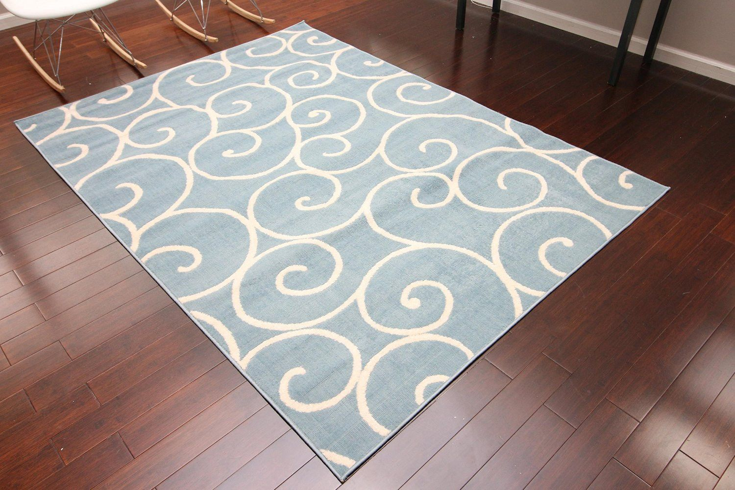 Cheap 5 8 area rugs roselawnlutheran for Cheap contemporary area rugs