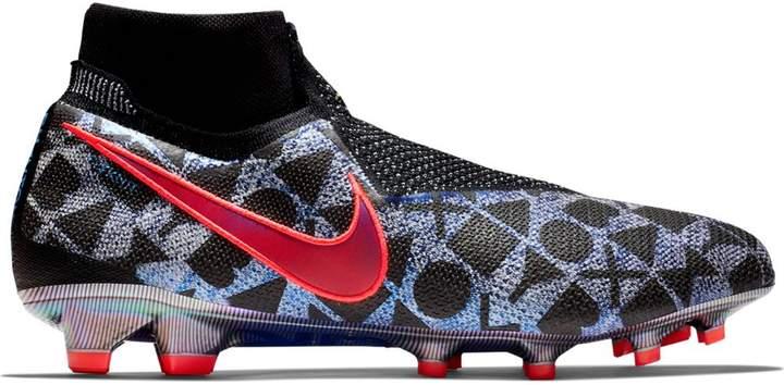 Brillante Nuevo significado Calle principal  Nike Phantom Vision Elite Dynamic Fit FG EA Sports   Phantom vision, Ea  sports, Soccer boots