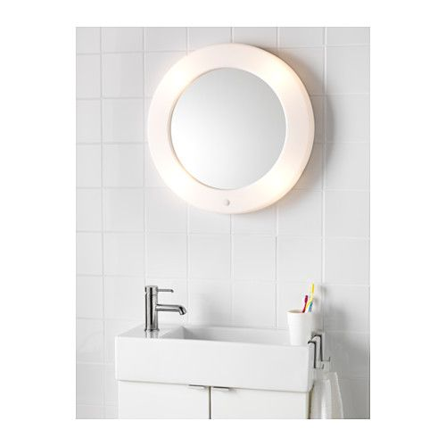 LILLJORM Mirror with integrated lighting   IKEA. Lilljorm   Lighting  Mirror and Ikea