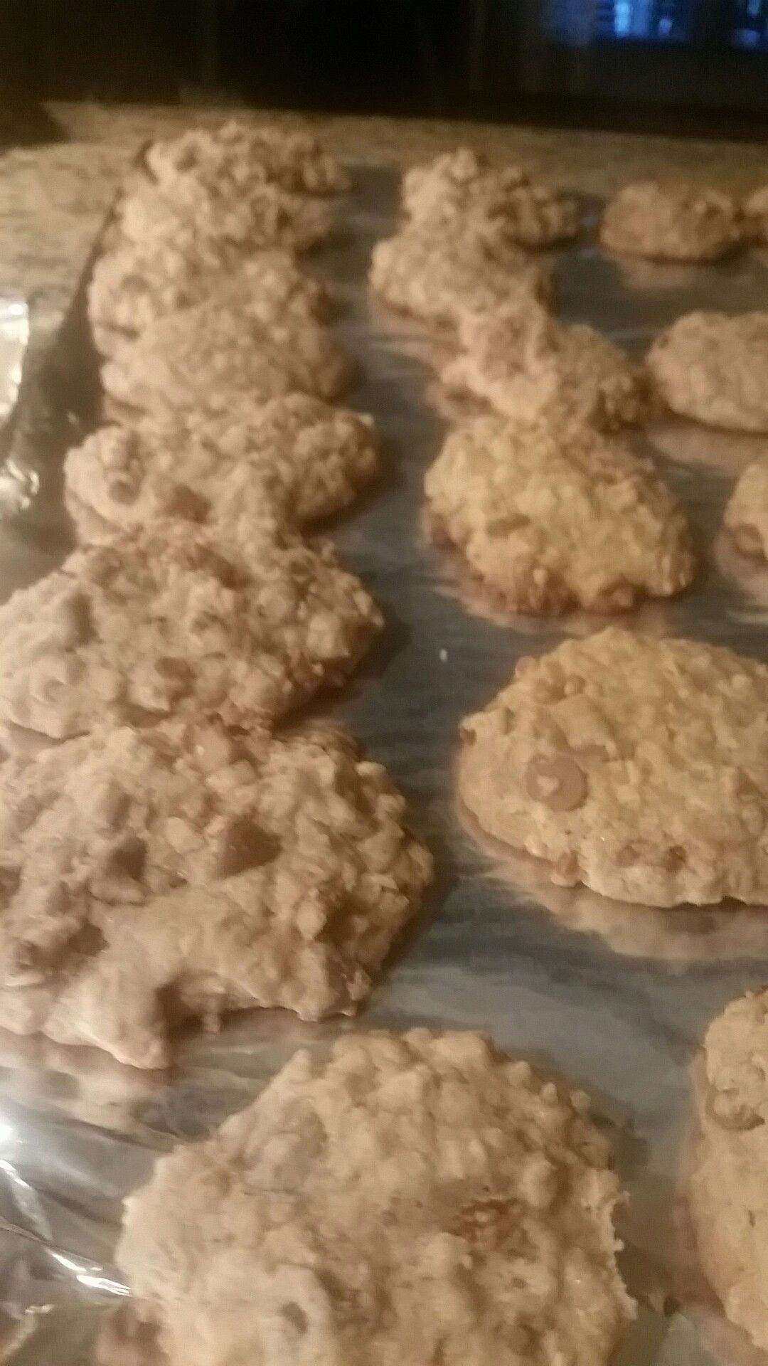 Ottie S Welcome To My World Bestever Cookies Butter Pecan Cake Mix 1 Egg 2 Sticks Melted Butter 2 Tbsp Butter Pecan Butter Pecan Cake Instant Oats