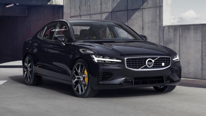 2019 Volvo S60 T8 Polestar U S Will Get Just 20 Of Them Volvo S60 Volvo Volvo Cars