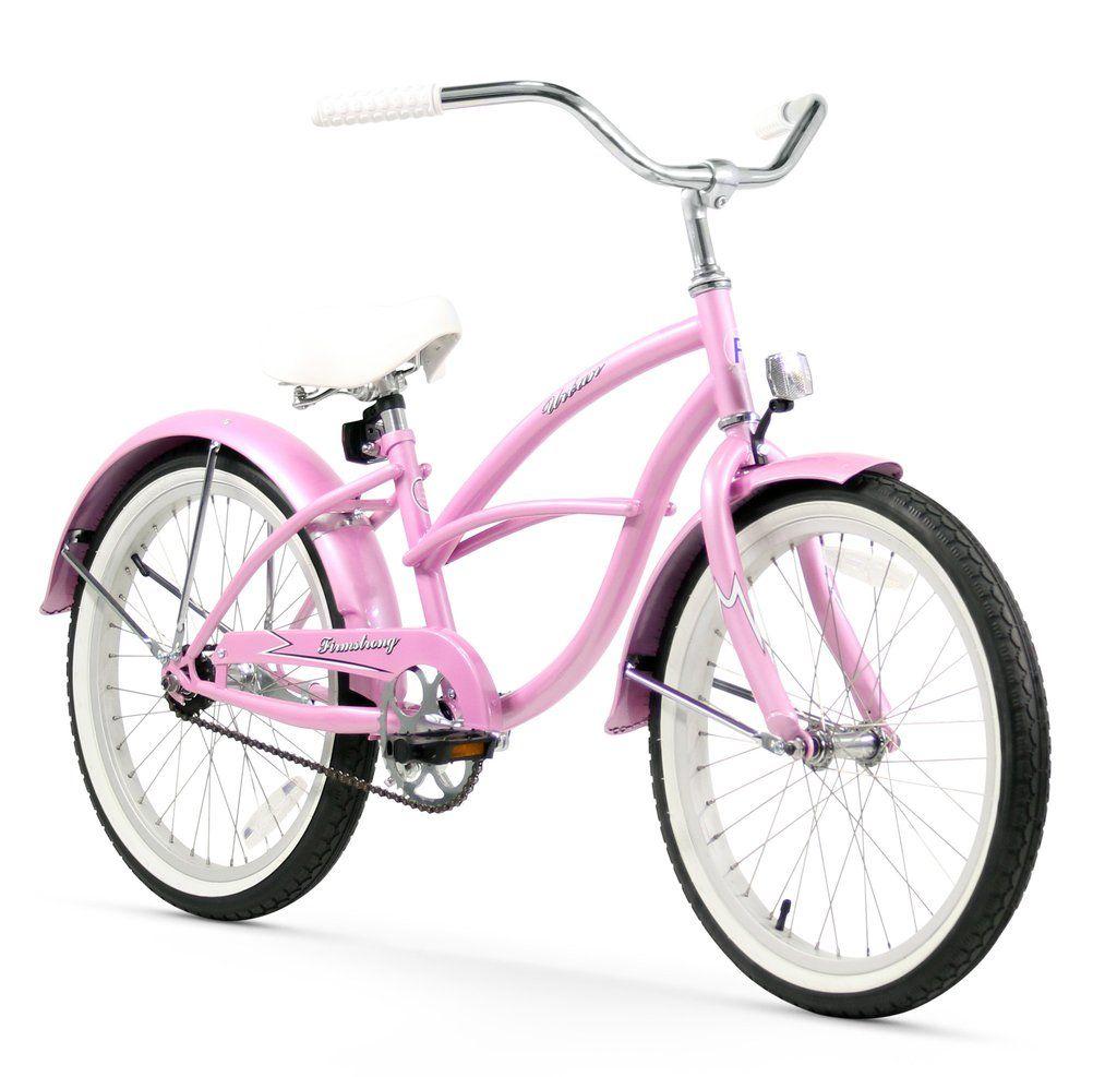 Firmstrong Urban Girl 20 Beach Cruiser Bicycle Bikes