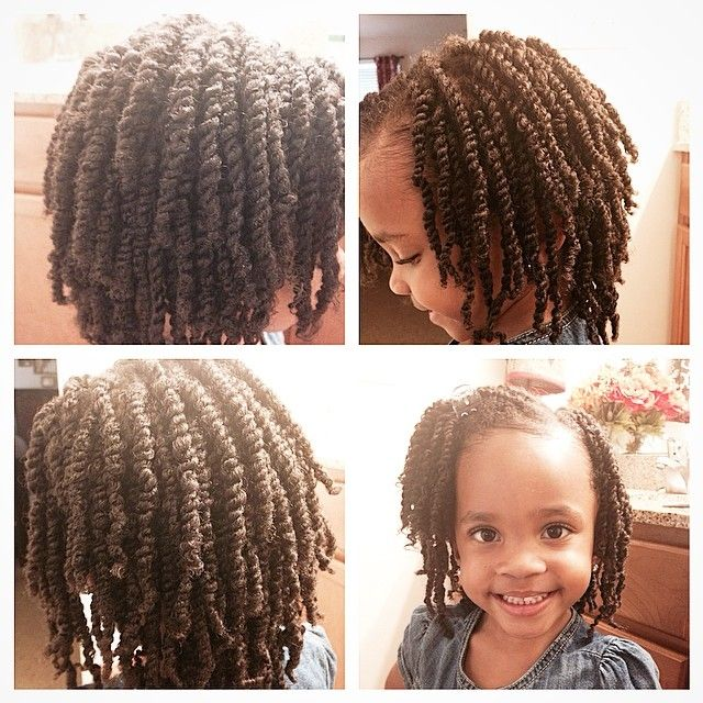 Twist Hairstyles For Kids Returning2Natural Shannon  On Instagram  Twiststwistouts