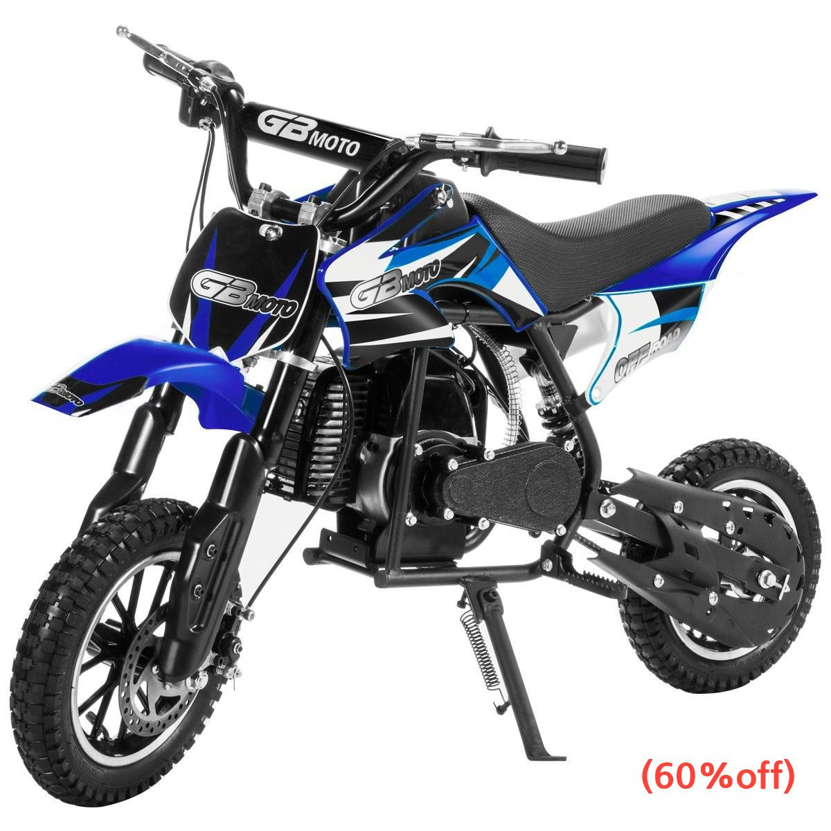 Details About Xtremepowerus 49cc 2 Stroke Gas Power Mini Pocket