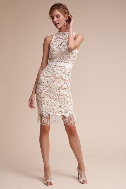 20 Short Wedding Dresses & Gowns | Mini wedding dresses, Short ...