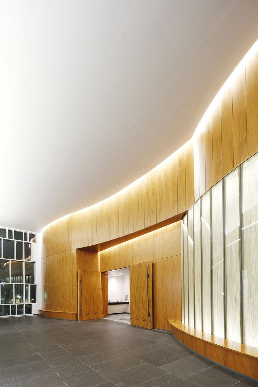 2015 AL Design Awards: Lincoln Square Synagogue, New York | Architectural  Lighting Magazine |