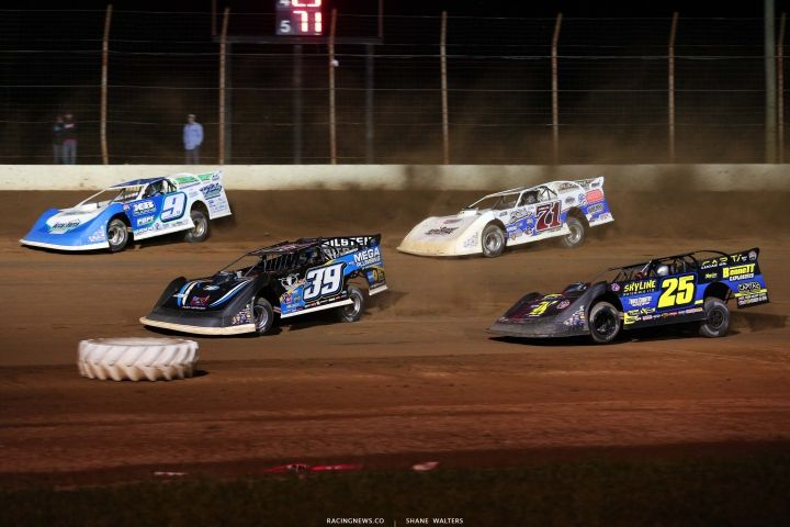 Photo of Portsmouth Raceway Park Results: September 5, 2020 (Lucas Late Models) – Racing News