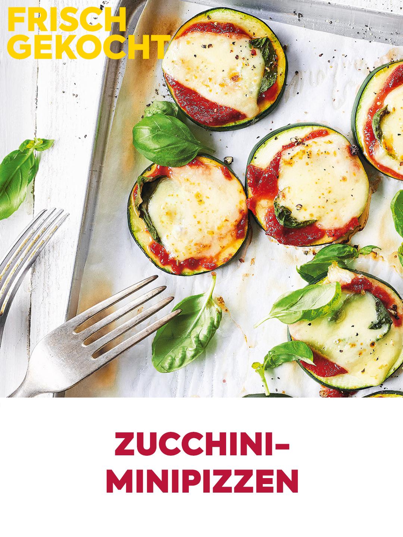 Zucchini Minipizzen In 2020 Mini Pizza Frisch Gekocht Vegane Gerichte